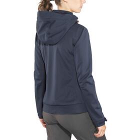 Meru W's Falun Softshell Jacket Navy